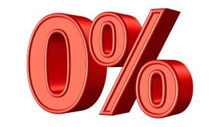 0% image by Pete Linforth on Pixabay, https://pixabay.com/en/zero-percent-statistic-money-sign-706875/