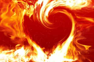 Fire heart image by RedHeadsRule on Pixabay at https://pixabay.com/en/fire-heart-heart-fire-love-symbol-961194/