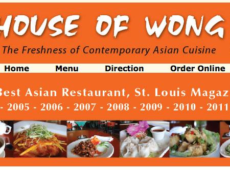 House of Wong website at http://houseofwongstl.com