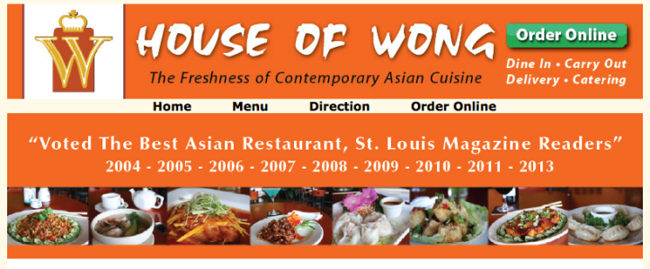 House of Wong website at http://houseofwongstl.com