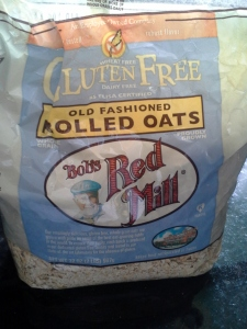 Bob's Red Mill Gluten-free Old Fashioned Rolled Oats