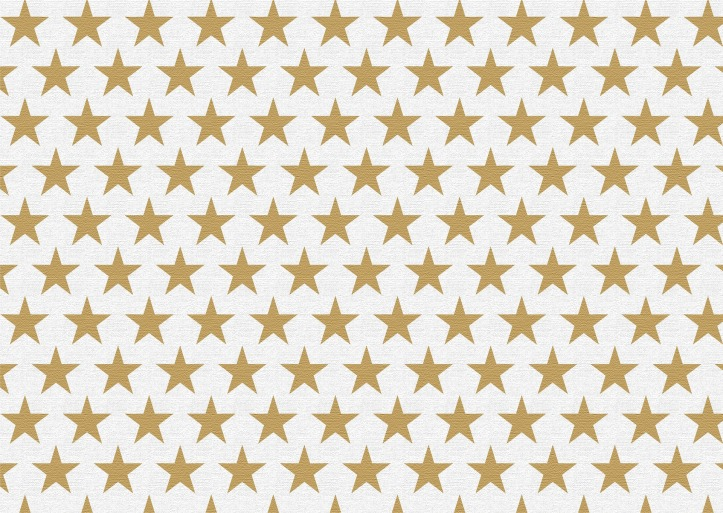 Gold Stars by Sabrina_Ripke_Fotographie on Pixabay at https://pixabay.com/en/star-background-gold-white-1806980/